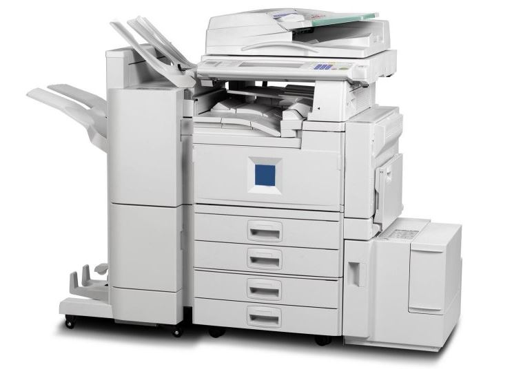 Lanier Copier Repair Atlanta