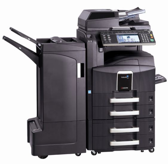 TaskAlpha Copier repair Atlanta