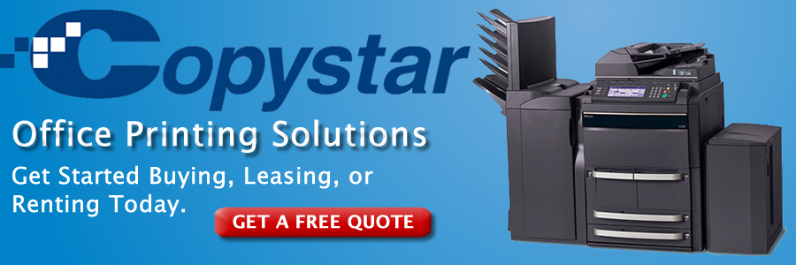 Copystar Copier repair Atlanta